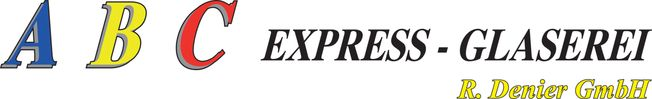 Logo - ABC Express-Glaserei R. Denier GmbH